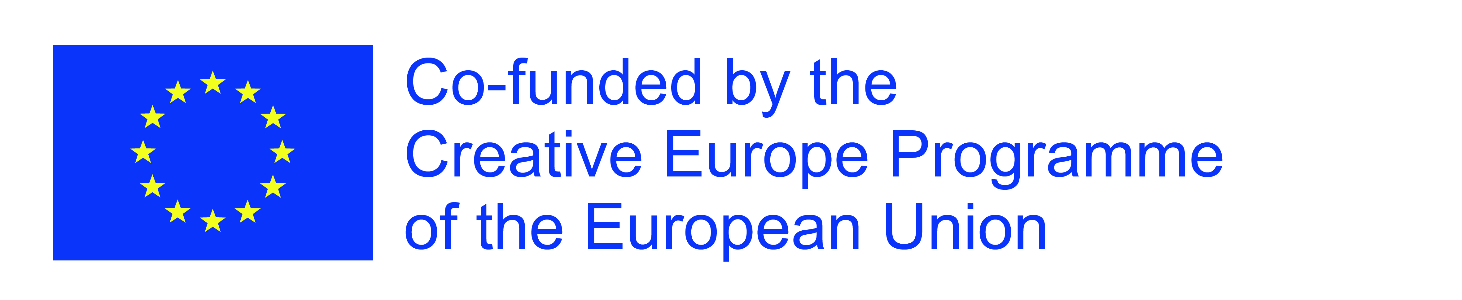 Co-funded by the Creative Europe Programme of the European Union.
